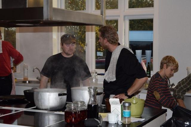 Thomas & koken igen